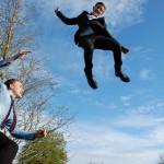 Le trampoline de fitness, un sport de détente pour s'envoyer en l'air