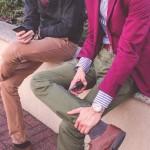 Le pantalon kaki pour homme, un pantalon tendance pour look urbain chic