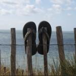 Les tongs pour homme : le nu-pieds à l'assaut du look urbain