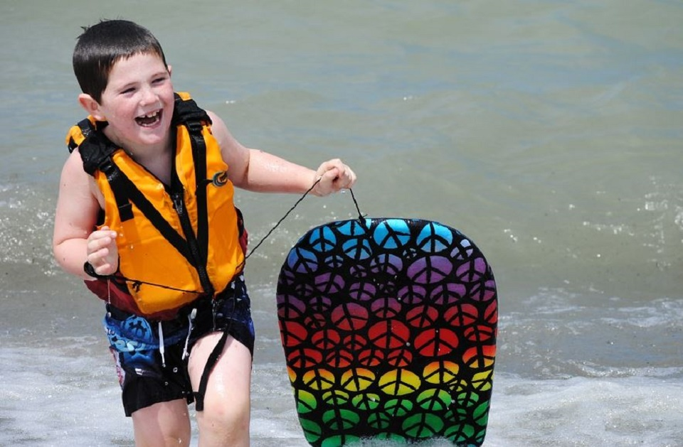 Gilet de natation enfants
